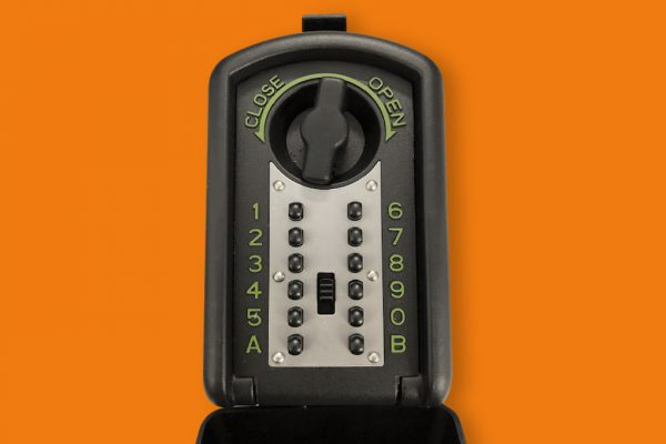 Key safe for security from Careline SOS Essex